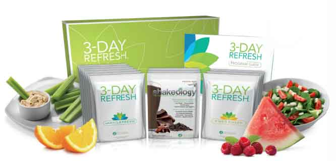 Detox cleanse Refresh