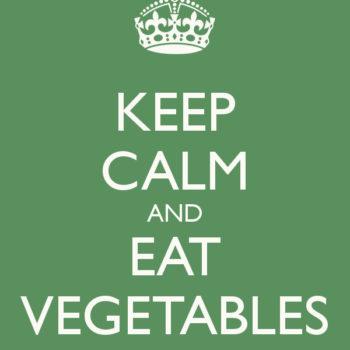 Eat Those Veggies