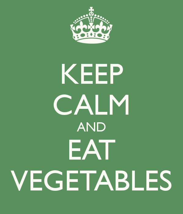 Eat Those Veggies